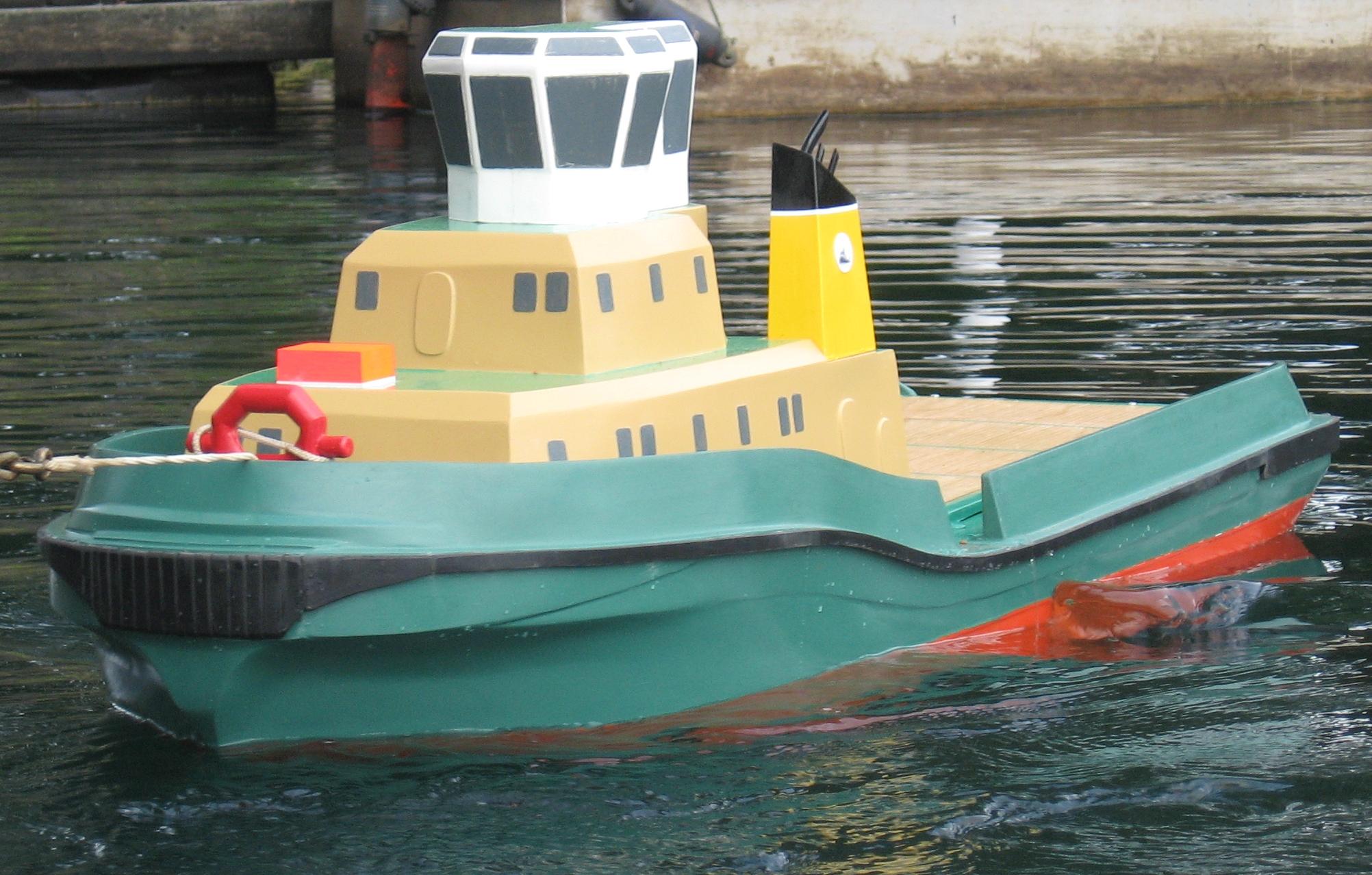 Warsash Maritime Academy Shiphandling Centre - Tugs
